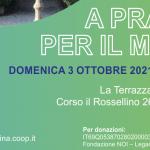 Lega COOP Toscana – Coop Amiatina –  A pranzo per il MAYER – domenica 3 ottobre 2021